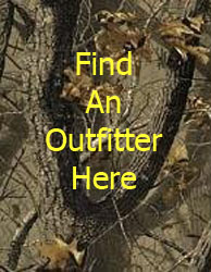 Find a bow hunting Outfitter or Guide