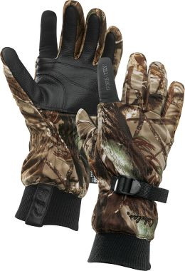 bowhunting hunting gloves