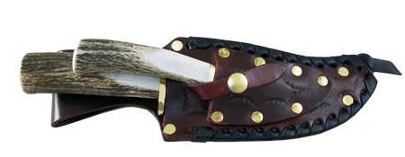 Silver Stag Bowhunting knives